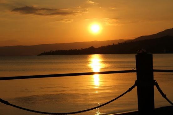 stunning sunset 1