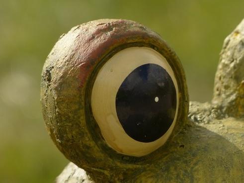 style of eye eye view