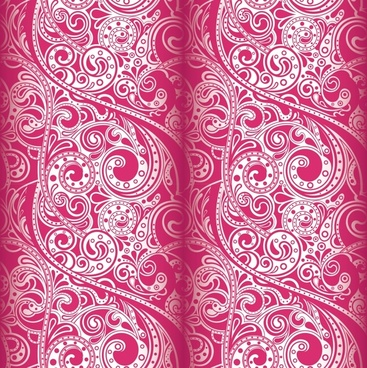 fabric pattern template classic traditional decor 3d sketch