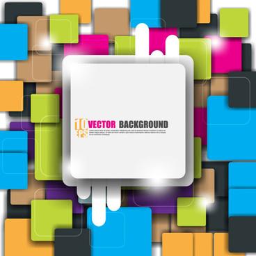 stylish creative vector label