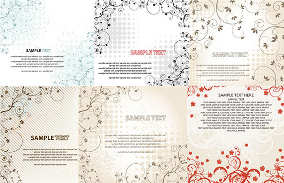 stylish decorative pattern background vector