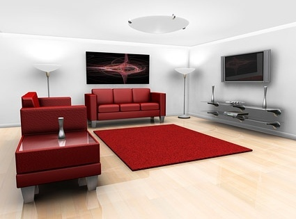 Amazing Stylishly Decorated Living Room Picture 2
