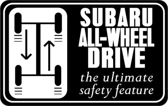 subaru all wheel drive