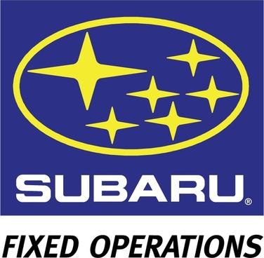 subaru fixed operations
