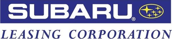 subaru leasing corporation