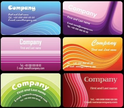 subject line card background vector