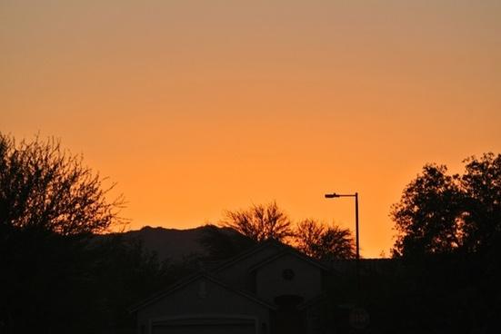 suburbia sunset 102