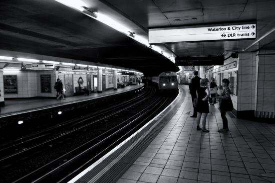 subway passengers