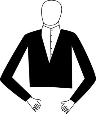 Suit clip art