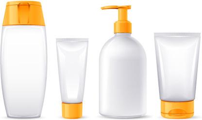summer cream protect lotion design vector
