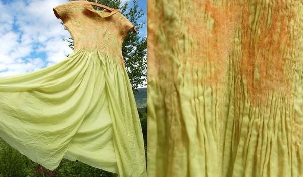 summer grass dress