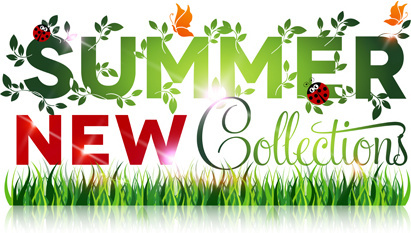 summer sale design graphics vector