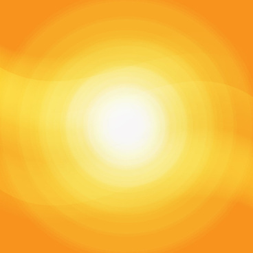 sun abstract background