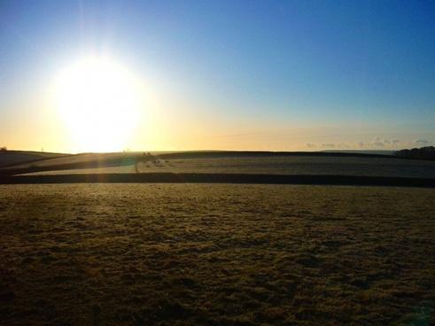 sun devon morning