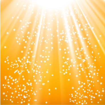 sun light background vector