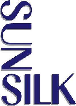 Sun Silk logo