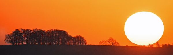 sunrise cotswolds gloucestershire