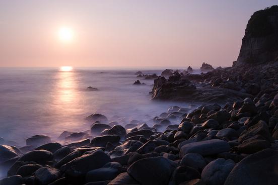 sunrise in inubosaki