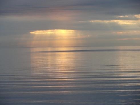 sunrise morning sky landscape