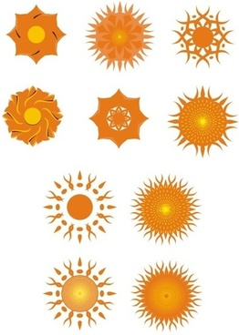 Suns and other motifs
