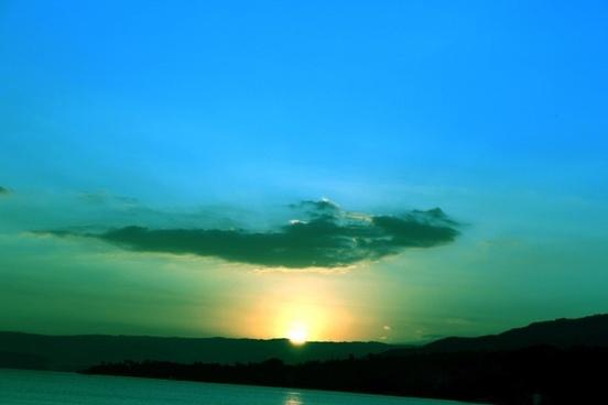 sunset background 6