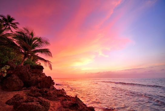 sunset de rincn