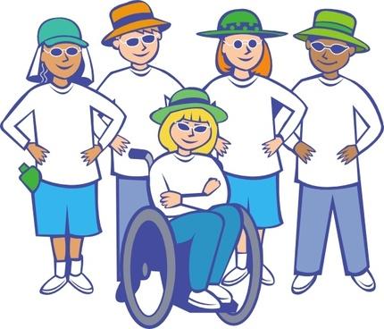 Sunsquad Group clip art