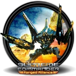 Supreme Commander Forged Alliance new 1