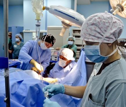 surgery operation hospital