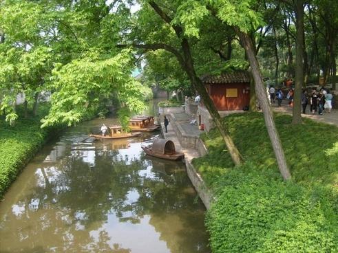 suzhou waterway