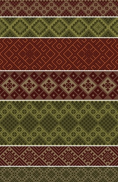 fabric pattern templates classic traditional symmetric repeating decor