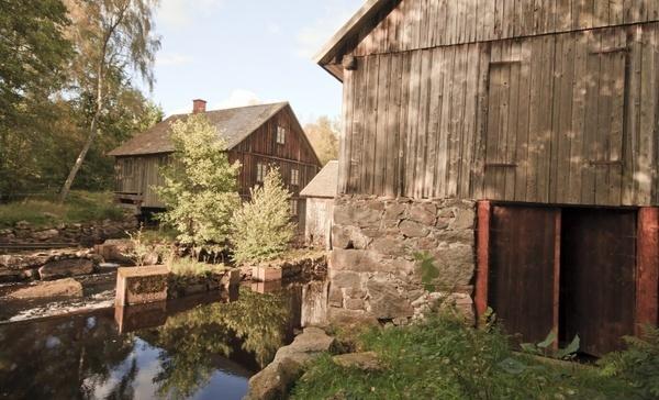 sweden barn house