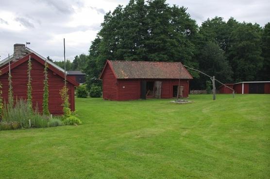 sweden farm rural