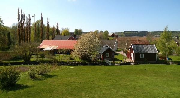 sweden landscape farm