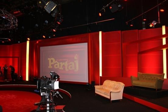 sweden television studio