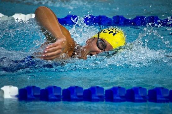 swimming swimmer female