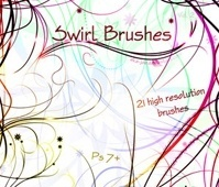 Swirl Brushes – Volume 2