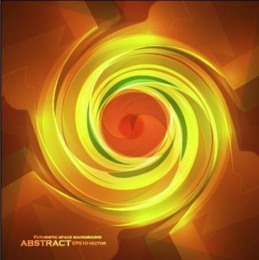 swirls light vector background art