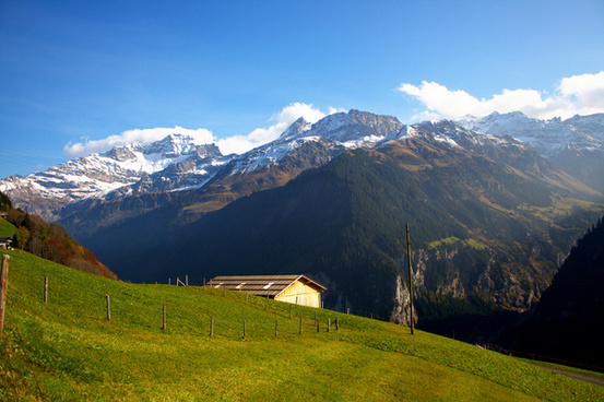 swiss mountains 1