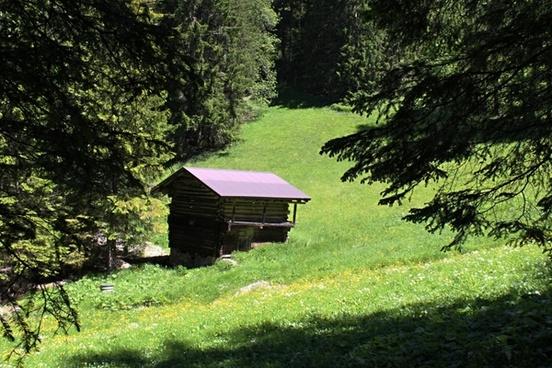switzerland alpine mountains