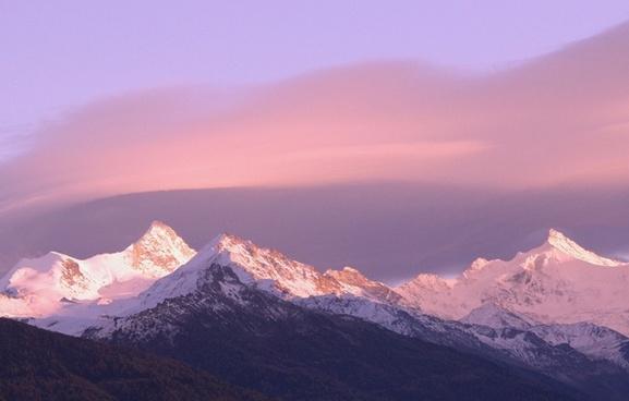switzerland alps mountains