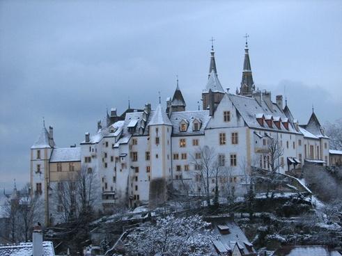 switzerland castle estate