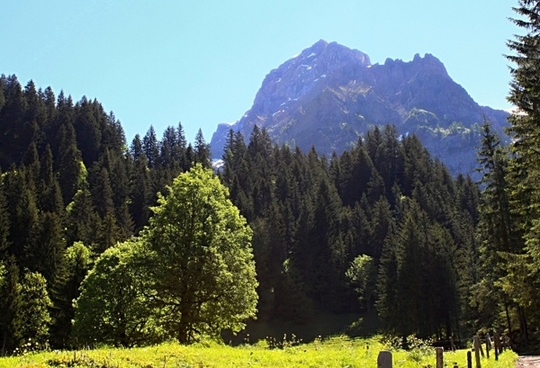 switzerland mountains landscape