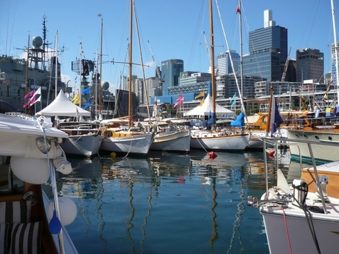 sydney port boats