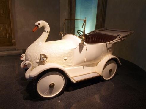 sygnet 1920 the baby swan car