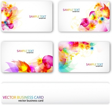 symphony card background vector