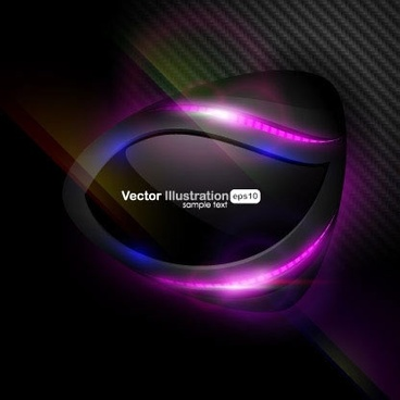 technology background dynamic light effect decor elegant dark