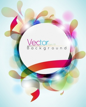 decorative background bright sparkling colorful modern dynamic design