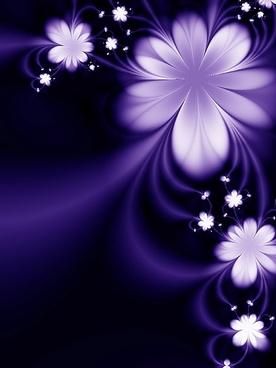 symphony flowers background image 1