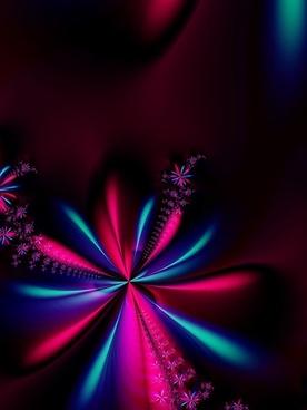 symphony flowers background image 3